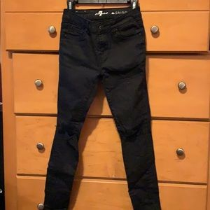 Girls Seven for Mankind Jeans